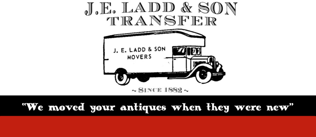 J.E. Ladd Moving logo