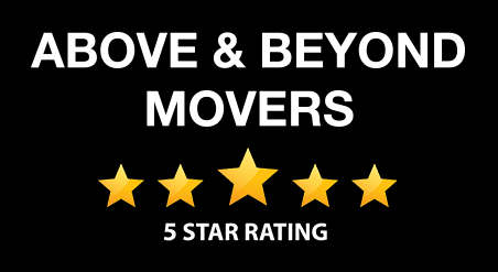Above and Beyond Movers logo