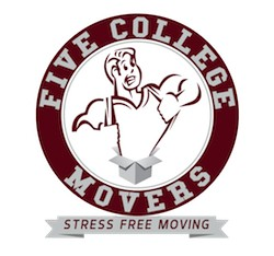 Five College Movers logo