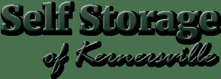 Self Storage of Kernersville logo