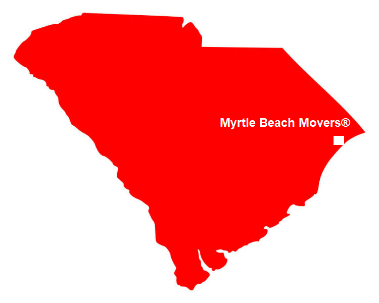 Myrtle Beach Moving Services logo