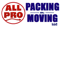 All Pro Packing & Moving logo