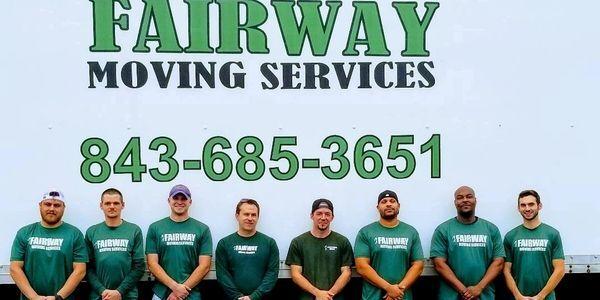 Fairway Moving Services logo
