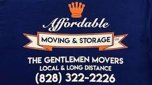Affordable Moving and Storage logo