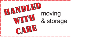 Handled With Care Moving & Storage logo