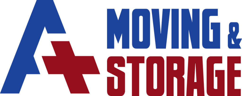 A+ Moving and Storage logo