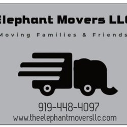 Elephant Movers logo