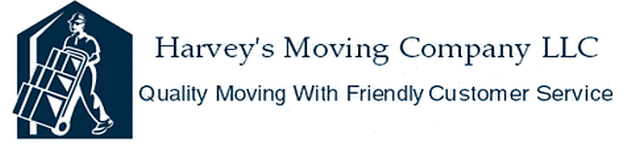Harvey's Moving Company logo