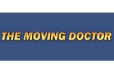The Moving Doctor logo