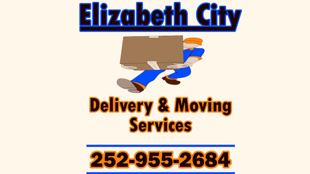 Elizabeth City Delivery & Moving Services logo