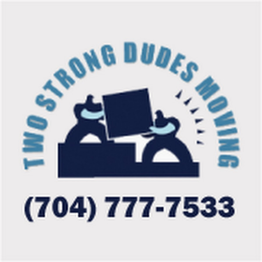 Two Strong Dudes Moving logo