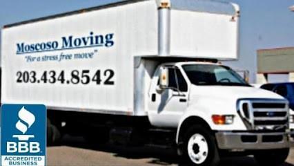 Moscoso Moving logo