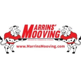 Marrins Moving logo