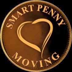Smart Penny Moving Company logo