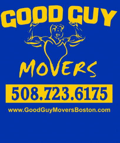 Good Guy Movers Moving Company logo