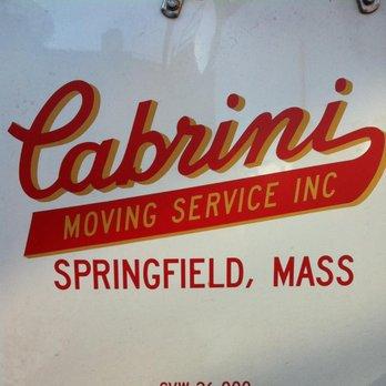 Cabrini Moving Service logo