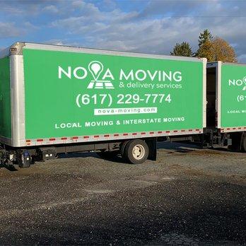 Nova Moving & Delivery Services logo