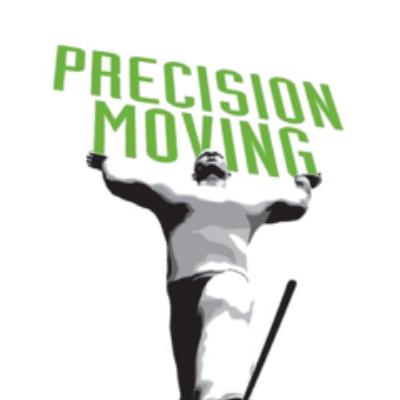 Precision Moving Company logo