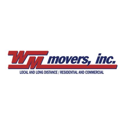 WM Movers logo