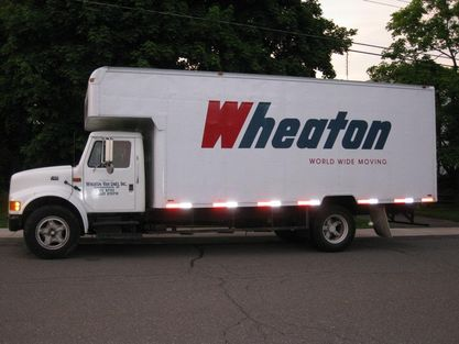 Atherton & Sons Moving & Storage logo