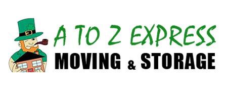 A to Z Express Moving & Storage logo