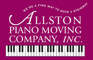 Allston Piano Moving Company logo
