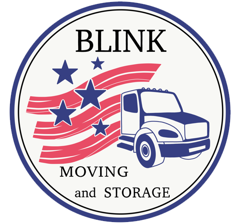 Blink Moving and Storage logo