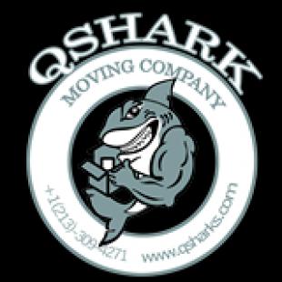 Qshark Moving Company logo