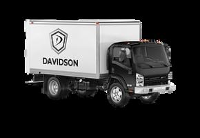 Davidson Moving Company logo