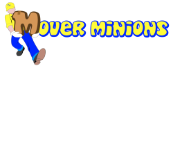 Mover Minions logo