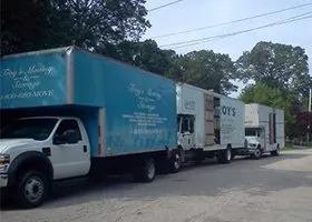 Troy Moving & Storage Company logo