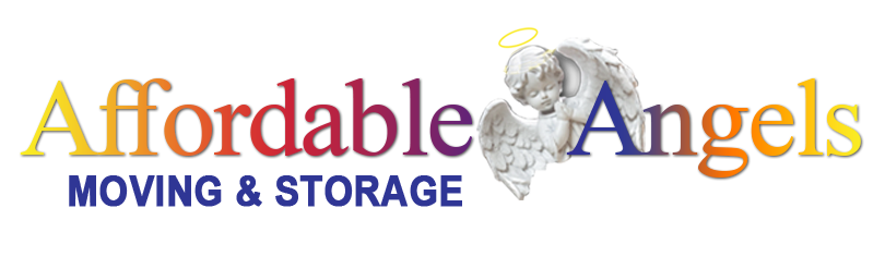 Affordable Angels Moving & Storage logo