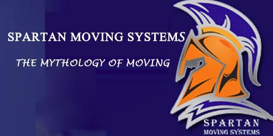 Spartan Movers logo