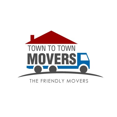 Town to Town Movers Company logo
