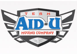 Aid-U Moving Company logo