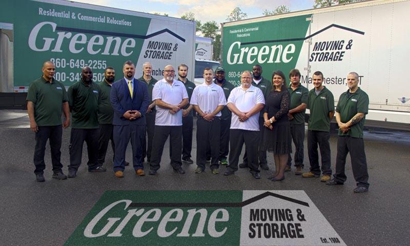 Greene Moving & Storage logo
