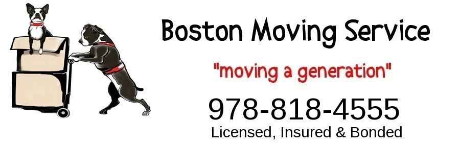 Boston Moving Service logo