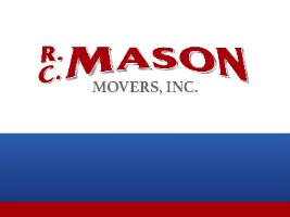 R.C. Mason Movers logo