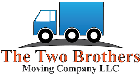 The Two Brothers Moving Company logo