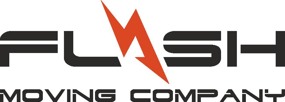 Flash Moving Company logo