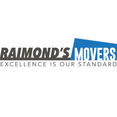 Raimond's Movers logo