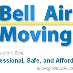 Bell Air Moving logo