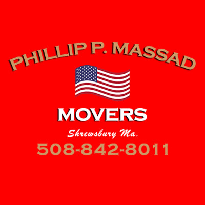 Philip P. Massad Movers Moving Company logo