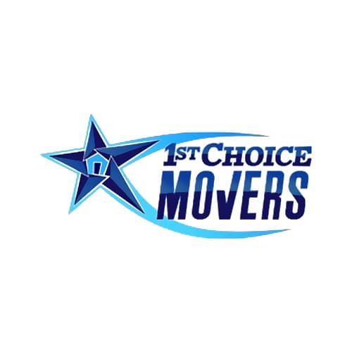 1st Choice Movers logo