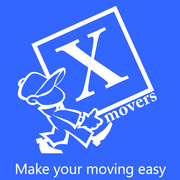 X Movers logo