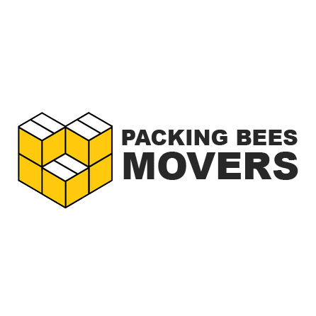 Packing Bees Movers logo