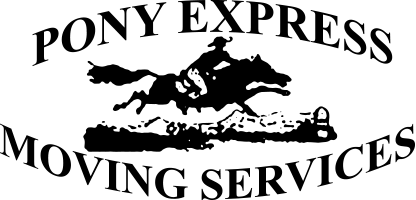 Pony Express Moving Services logo