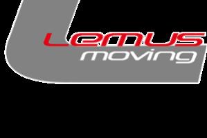 Lemus Moving Company logo