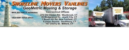 Shoreline Moving logo