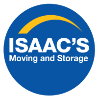 Isaac's Moving & Storage Moving Company logo